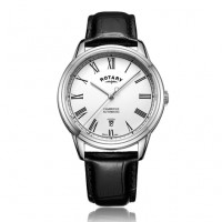 Rotary Cambridge White Stainless Steel Automatic GS05250/01