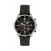 Rotary Aquaspeed Stainless Steel Gents Strap Watch