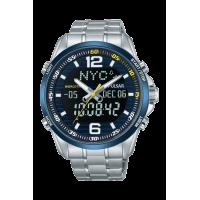 Pulsar Accelerator Gents Bracelet Watch PZ003