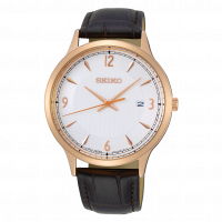 Seiko Gents Quartz Strap Watch SGEH88P1