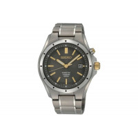 Seiko Titanium Kinetic Bracelet Watch SKA765P1
