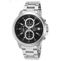 Seiko Chronograph Gents Bracelet Watch SKS445P1