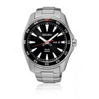 Seiko Solar Gents Bracelet Watch SNE393P1