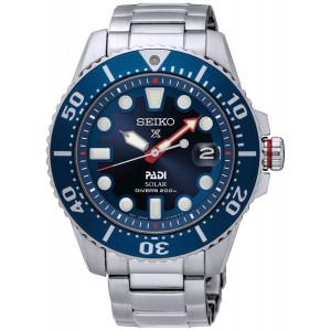 Seiko Padi Solar Divers Watch SNE435P1