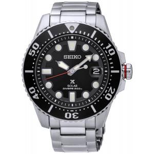 Seiko Prospex Solar Divers Watch SNE437P1
