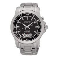 Seiko Men's Premier Perpetual Calender Watch SNQ147P1