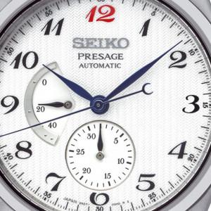 SEIKO MENS PRESAGE AUTOMATIC DRESS WATCH SPB059J1