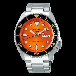 Seiko 5 Sports Automatic Bracelet Watch SRPD59K1