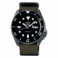 Mens Seiko 5 Sports Automatic Watch SRPD65K4