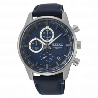 Seiko Chronograph Gents Strap Watch SSB333P1