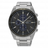 Seiko Chronograph Gents Bracelet Watch SSC715P1
