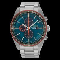 Seiko Solar Chronograph Bracelet Watch SSC717P1
