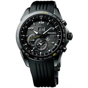 Seiko Astron Novak Djokovic Limited Edition Strap Watch SSE143J1