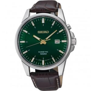 Seiko Gents Kinetic Strap Watch SKA753P1