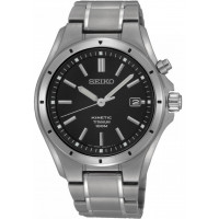 Seiko Kinetic Gents Bracelet Watch SKA763P1