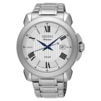Seiko Premier Solar Bracelet Watch SNE453P1