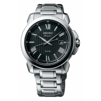 Seiko Premier Solar Gent's Watch SNE455P1