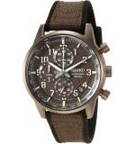 Seiko Quartz Chronograph Watch SSB371P1